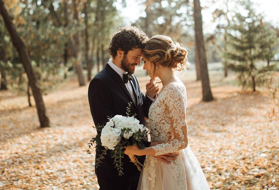 Casaments, tendències de tardor del 2020